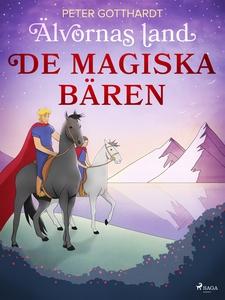 Älvornas land 1: De magiska bären (e-bok) av Pe