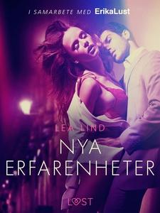 Nya erfarenheter - erotisk novell (e-bok) av Le