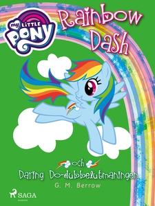 Rainbow Dash och Daring Do-dubbelutmaningen (e-