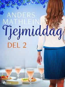 Tjejmiddag del 2 (e-bok) av Anders Mathlein