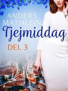 Tjejmiddag del 3 (e-bok) av Anders Mathlein