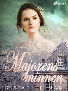 Majorens minnen (e-bok) av Gustaf Ullman