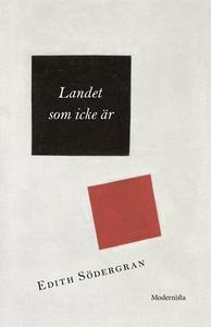Landet som icke är (e-bok) av Edith Södergran