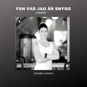FAN VAD JAG ÄR SNYGG- Lyckopillret (ljudbok) av
