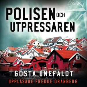 Polisen och utpressaren (ljudbok) av Gösta Unef
