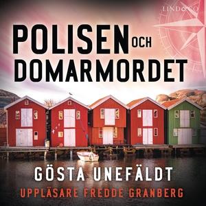 Polisen och domarmordet (ljudbok) av Gösta Unef