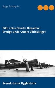 Pilot i Den Danska Brigaden i Sverige under And