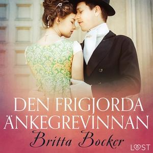 Den frigjorda änkegrevinnan - erotisk novell (l