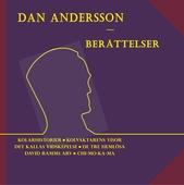 Dan Andersson: Berättelser