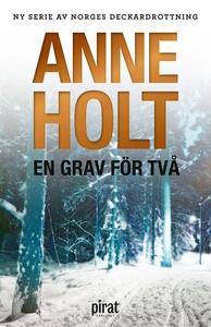 En grav för två (e-bok) av Anne Holt