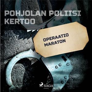 Operaatio maraton (ljudbok) av Eri Tekijöitä