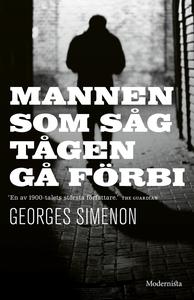 Mannen som såg tågen gå förbi (e-bok) av George