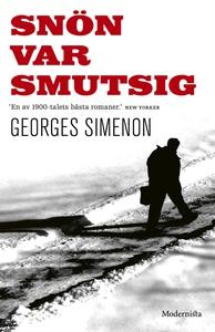 Snön var smutsig (e-bok) av Georges Simenon