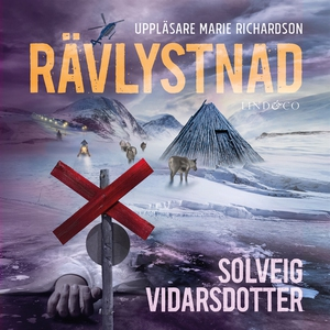 Rävlystnad (ljudbok) av Solveig Vidarsdotter