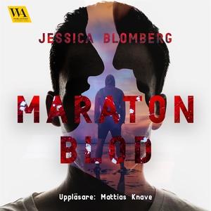 Maratonblod (ljudbok) av Jessica Blomberg