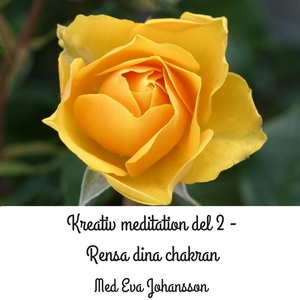 Kreativ meditation - del 2 (ljudbok) av Eva Joh