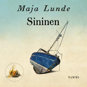 Sininen (ljudbok) av Maja Lunde