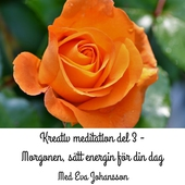Kreativ meditation - del 3