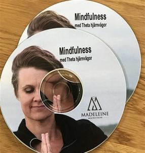 Mindfulness med thetavågor (ljudbok) av Madelei