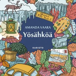 Yösähköä (ljudbok) av Amanda Vaara