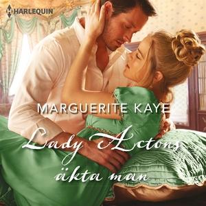 Lady Actons äkta man (ljudbok) av Marguerite Ka