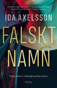 Falskt namn (e-bok) av Ida Axelsson