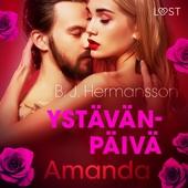 Ystävänpäivä: Amanda - eroottinen novelli