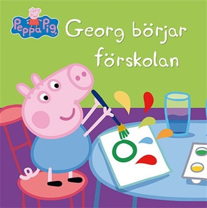 Georg börjar förskolan (e-bok) av Neville Astle