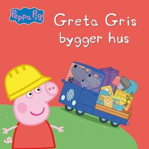 Greta Gris bygger hus (e-bok) av Neville Astley