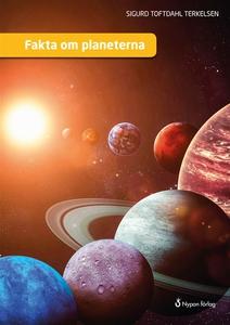 Fakta om planeterna (e-bok) av Sigurd Toftdahl