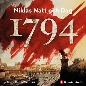 1794 (ljudbok) av Niklas Natt och Dag