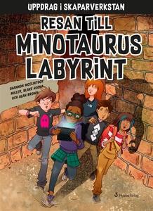 Resan till Minotaurus labyrint (e-bok) av Shann