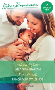 Alla små hjärtan/Fångad av ett leende (e-bok) a