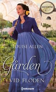 Gården vid floden (e-bok) av Louise Allen