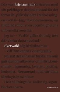 Brittsommar (e-bok) av Carl-Göran Ekerwald