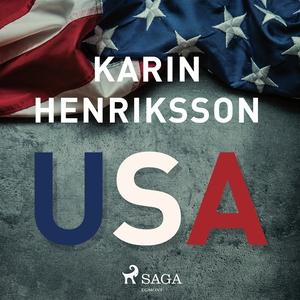 USA (ljudbok) av Karin Henriksson