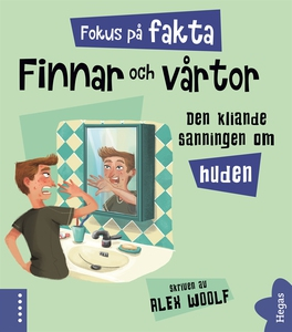 Finnar och vårtor (e-bok) av Alex Woolf