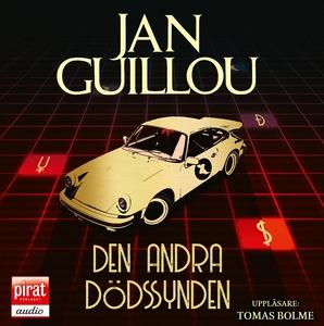 Den andra dödssynden (ljudbok) av Jan Guillou