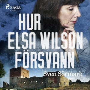 Hur Elsa Wilson försvann (ljudbok) av Sven Sörm