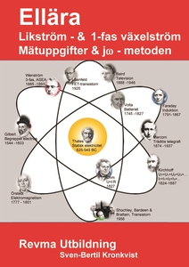 Lik- & 1-fas växelström -Mätuppgifter &  jw-met