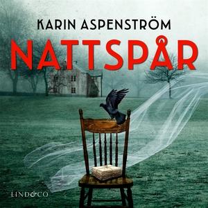 Nattspår (ljudbok) av Karin Aspenström
