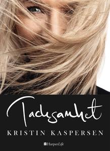 Tacksamhet (e-bok) av Kristin Kaspersen