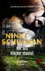 När alla klockor stannat (e-bok) av Ninni Schul