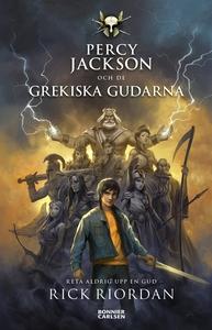 Percy Jackson och de grekiska gudarna (e-bok) a