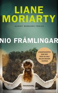 Nio främlingar (e-bok) av Liane Moriarty