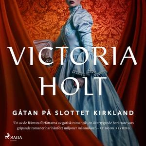 Gåtan på slottet Kirkland (ljudbok) av Victoria