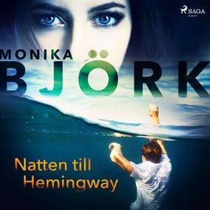 Natten till Hemingway (ljudbok) av Monika Björk