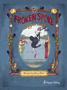 Fröken Spöke hoppar högt (ljudbok) av Kerstin L