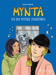 Mynta och den mystiska stenkastaren (ljudbok) a