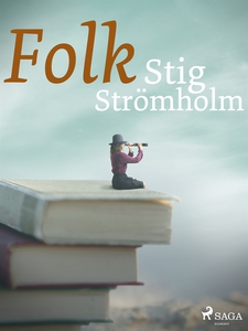 Folk (e-bok) av Stig Strömholm
